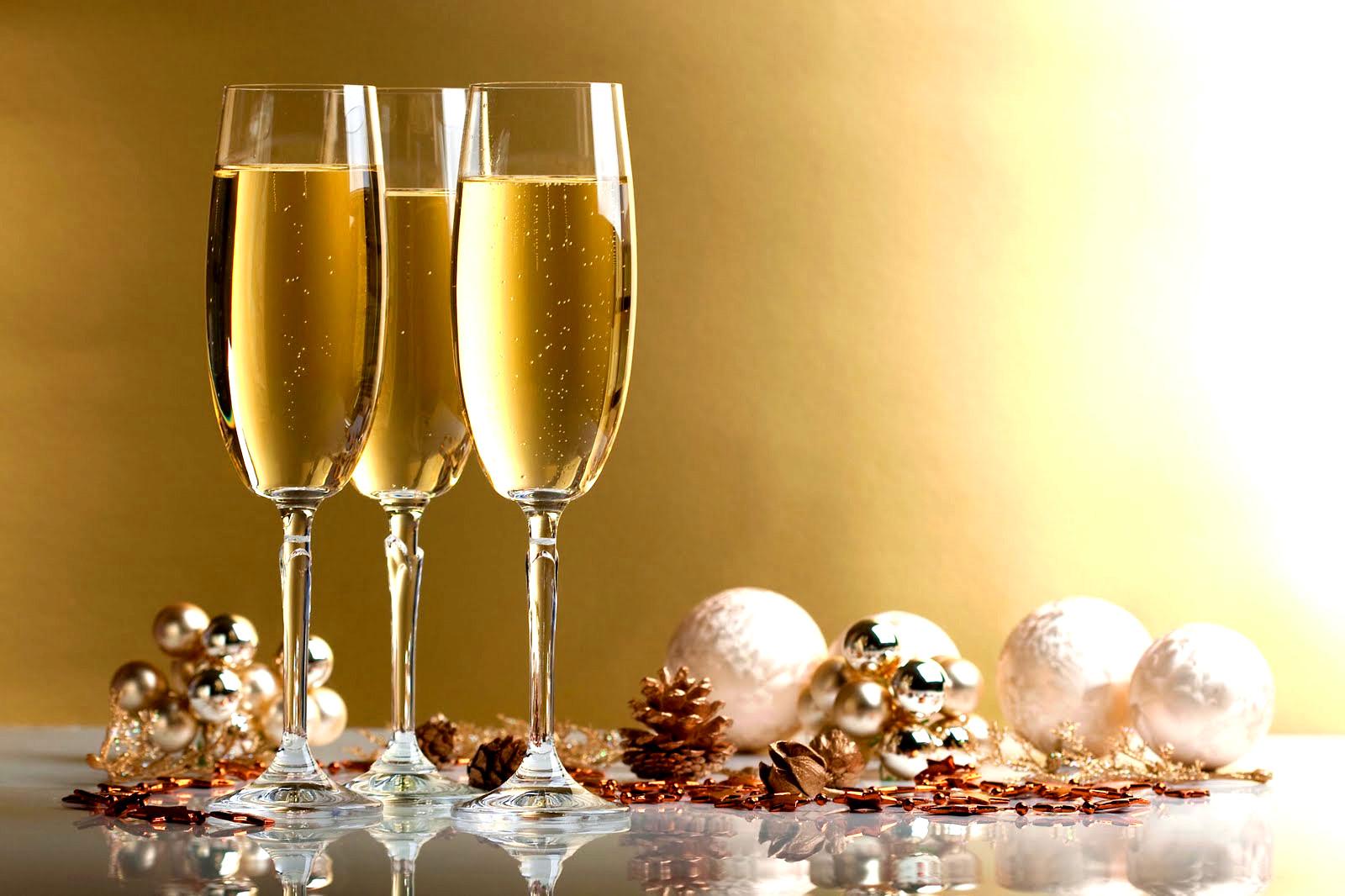 Champagne, Réveillon 2019, restaurant l'escale valloire