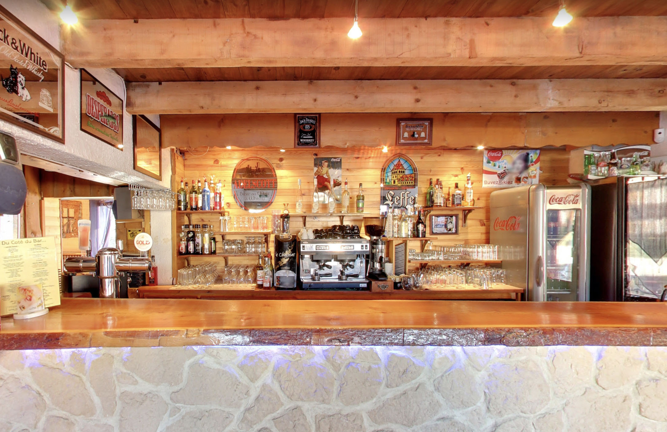 Restaurant L'escale Valloire